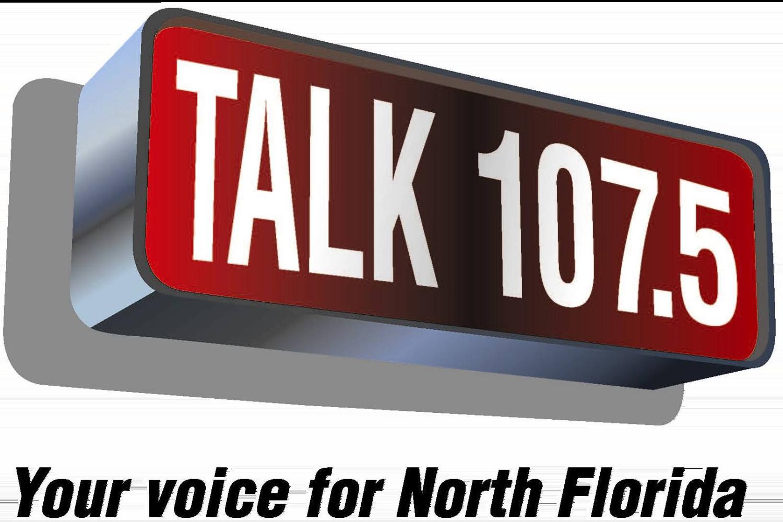 Talk 107.5 Logo